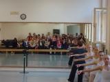 Zájezd tanečního oboru na den otevřených dveří taneční konzervatoře hl. města Prahy
