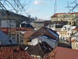 Budova ZUŠ Ledeč nad Sázavou, pohled od hradu a z Horní Ledče_2