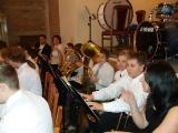 Vánoční koncerty dechového orchestru ZUŠ_1