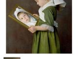 Fotoparafráze slavných obrazů vytvořené na březnových workshopech_12
