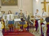 Žáci ZUŠ hrají na akci Noc kostelů_4