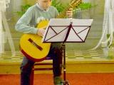 Žáci ZUŠ hrají na akci Noc kostelů_12